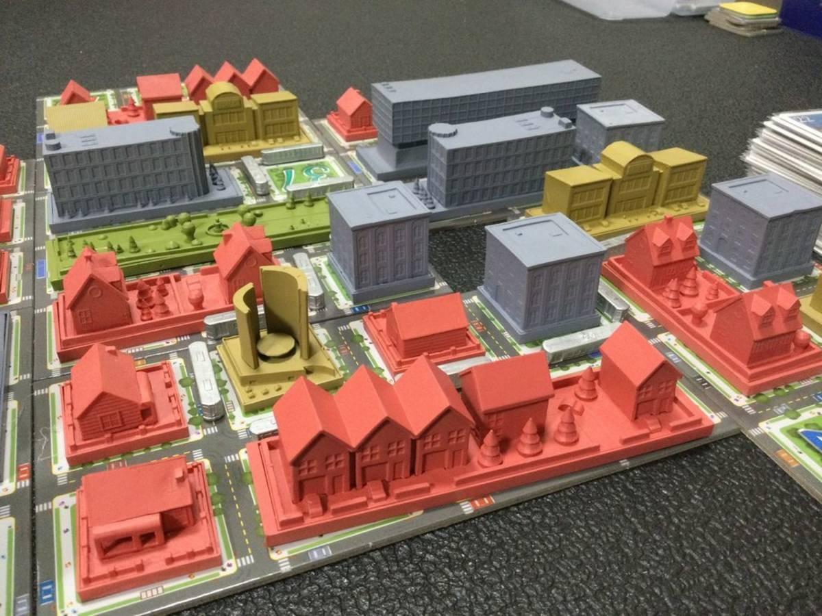 ビッグシティ:20 周年記念版(Big City: 20th Anniversary Jumbo Edition!)の画像 #67491 ばってらさん