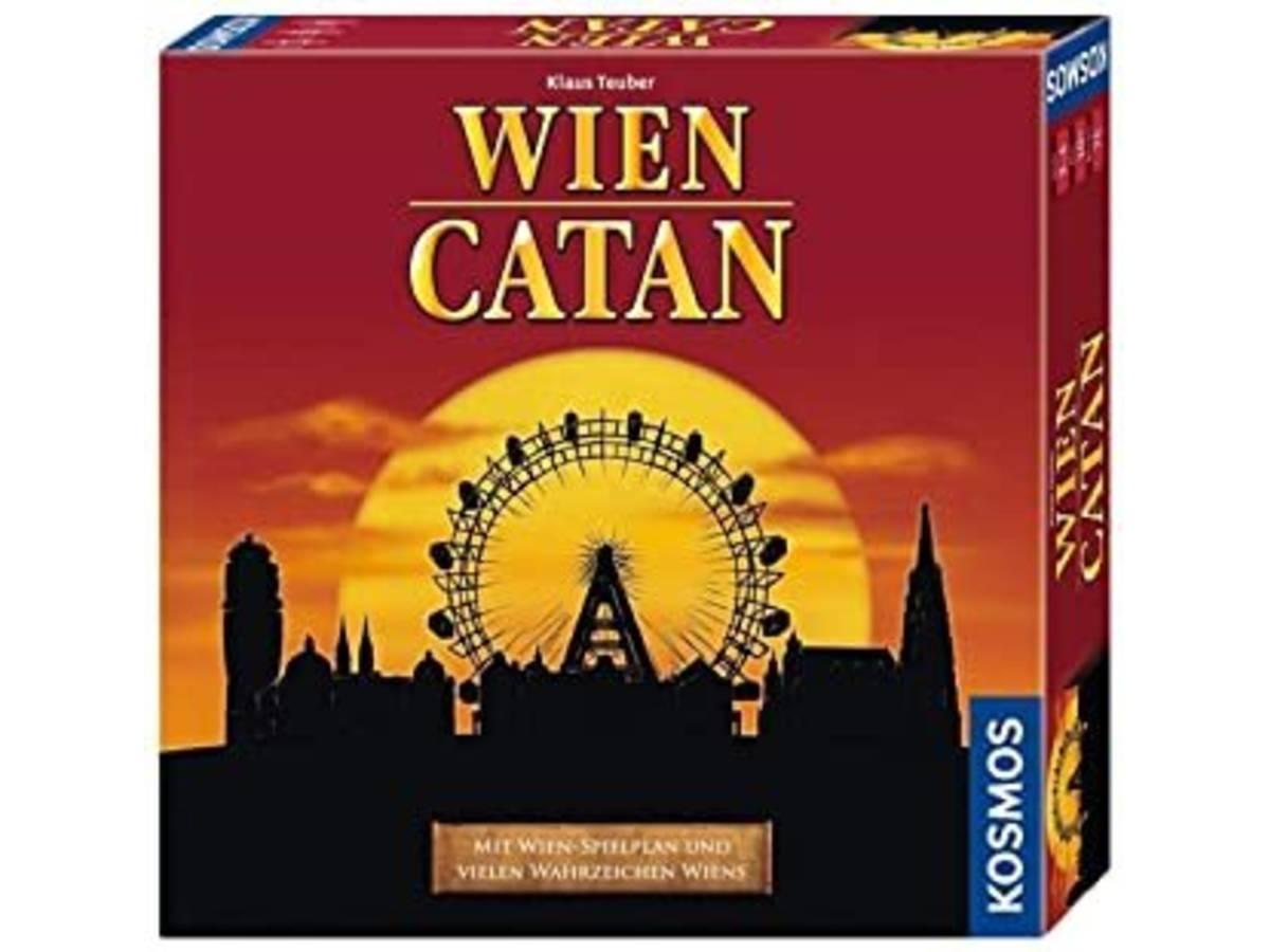オーストリアカタン(Catan Austria / Wien meets Catan)の画像 #71488 メガネモチノキウオさん