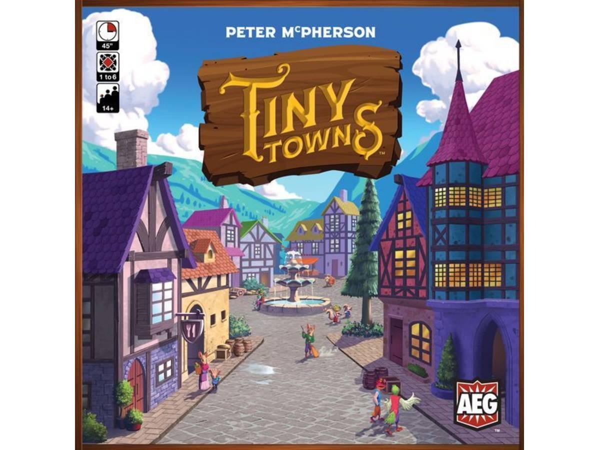 タイニータウン(Tiny Towns)の画像 #50693 まつながさん