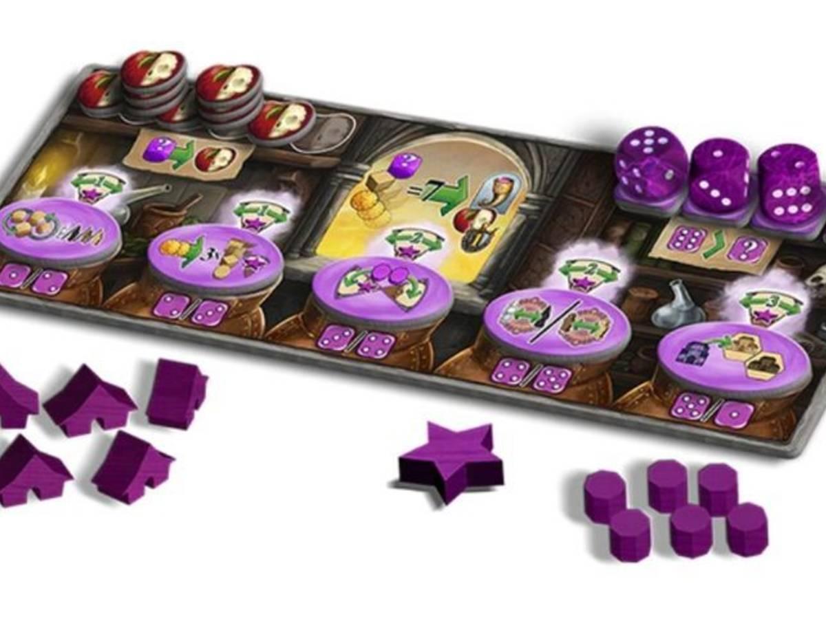 マーリン:モルガナ(拡張)(Merlin: Morgana Expansion)の画像 #71757 まつながさん