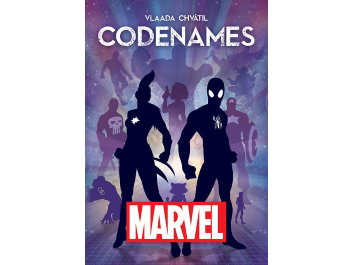 コードネーム:マーベル(Codenames: Marvel)の画像 #42131 まつながさん