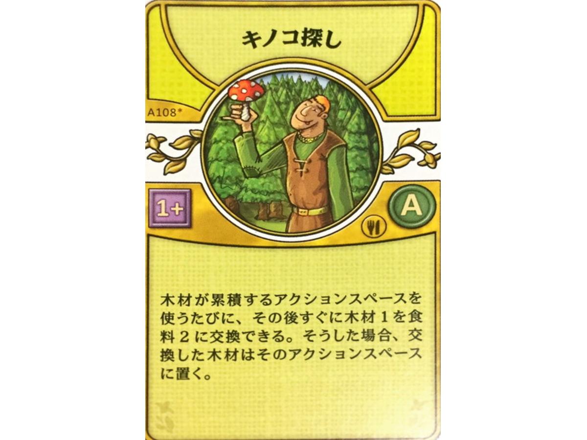 アグリコラ:リバイズドエディション(Agricola: Revised Edition)の画像 #45745 luckさん
