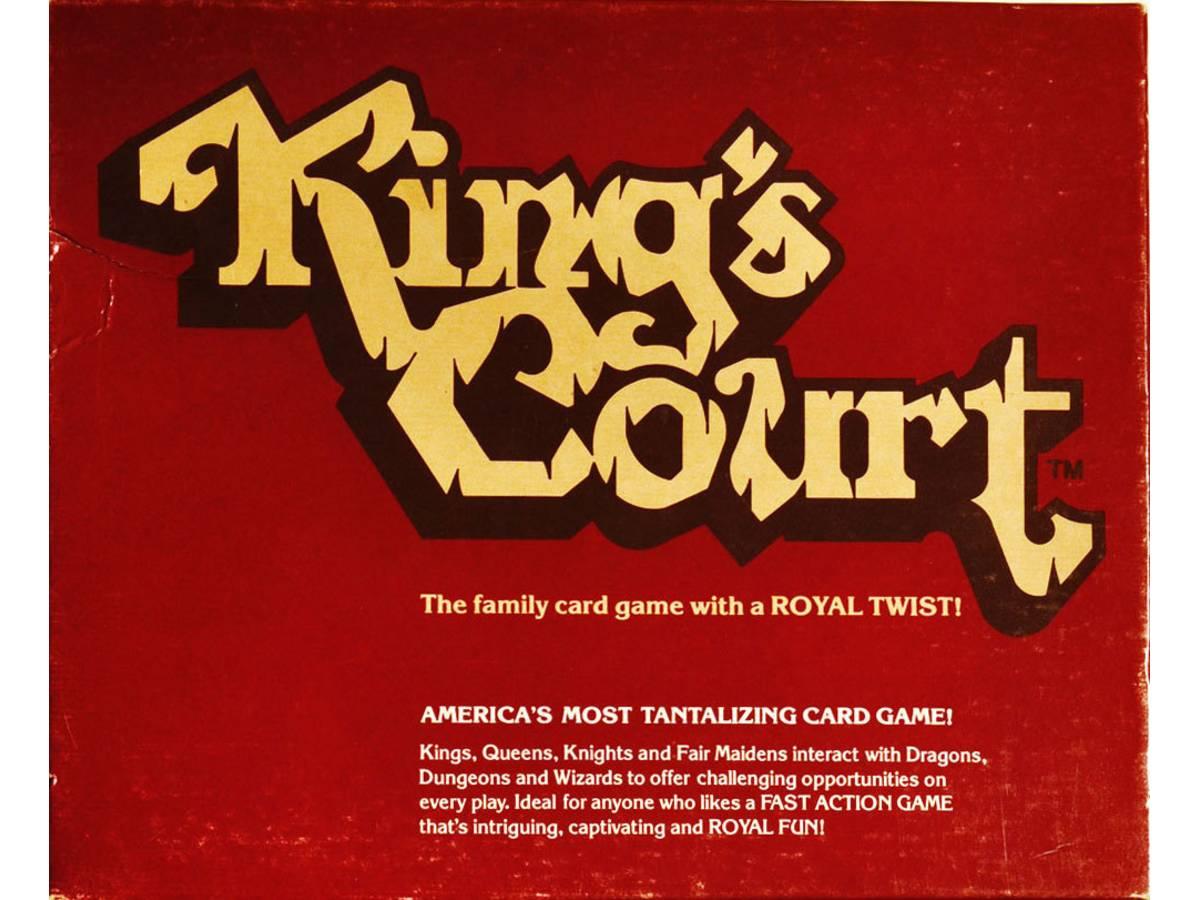 キングスコート(King's Court)の画像 #35657 ボドゲーマ運営事務局さん
