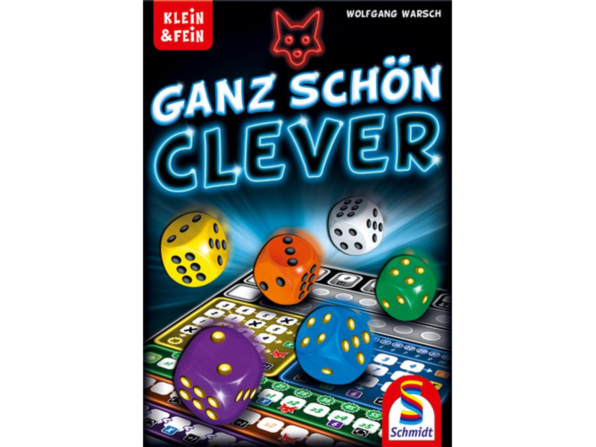 ガンツ・シェーン・クレバー / ガン・シュン・クレバー(Ganz schön clever)の画像 #43676 まつながさん