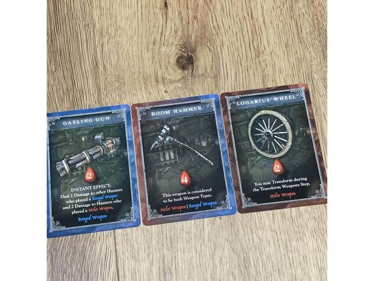 ブラッドボーン:カードゲーム ハンターズナイトメア(Bloodborne: The Card Game – The Hunter's Nightmare)の画像 #49993 メガネのかをるさん