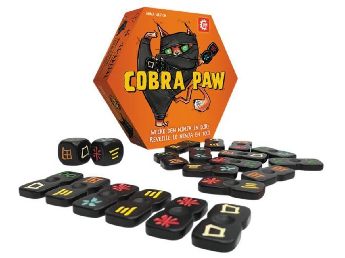 コブラ・ポウ(Cobra Paw)の画像 #47640 まつながさん