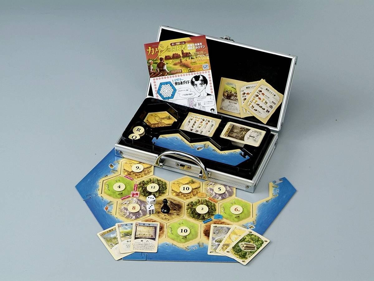 カタンの開拓者たち:ポータブル版(Die Siedler von Catan: Portable Edition)の画像 #43101 まつながさん