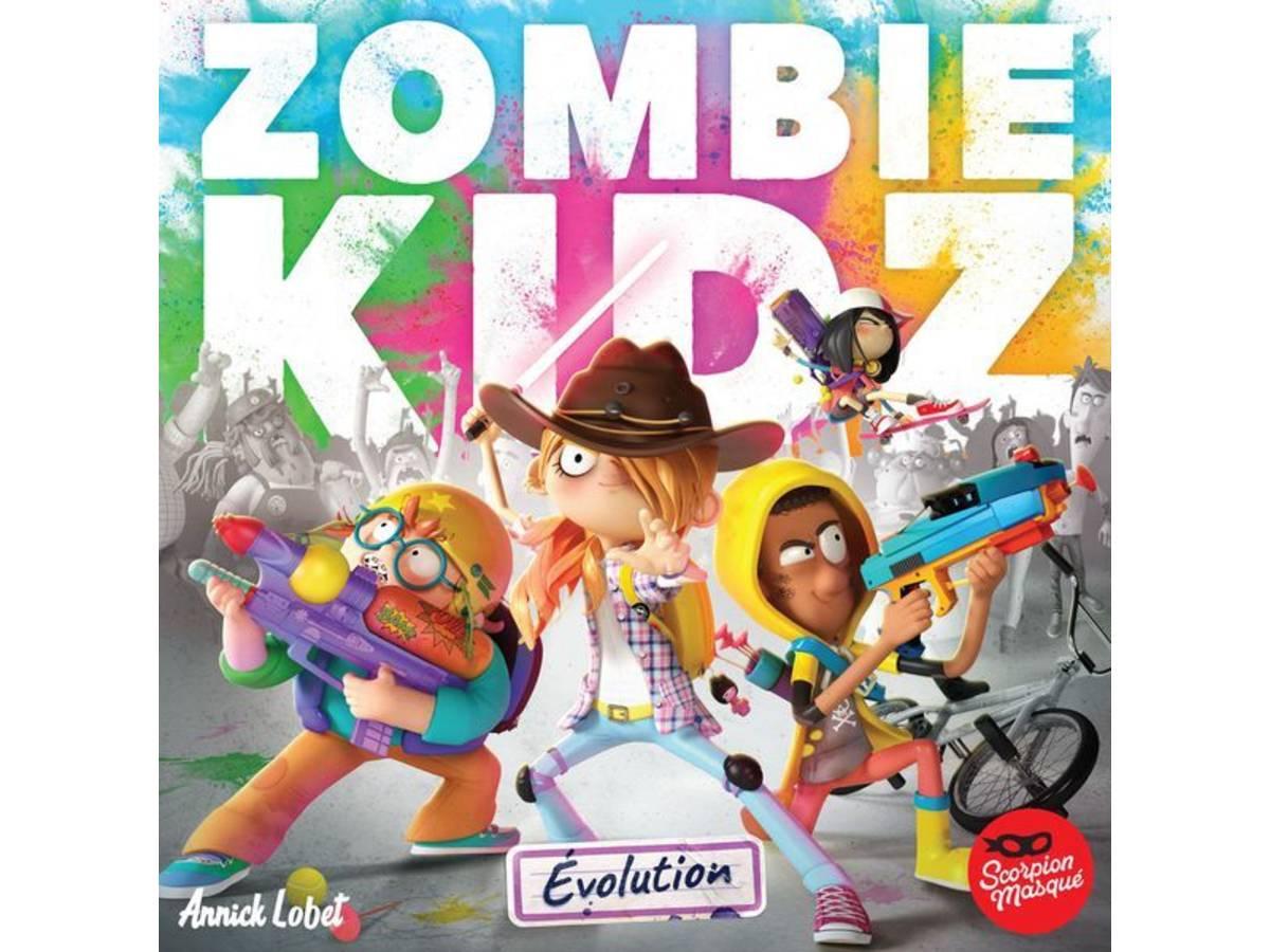 ゾンビキッズ:進化の封印(Zombie Kidz Evolution)の画像 #50155 まつながさん