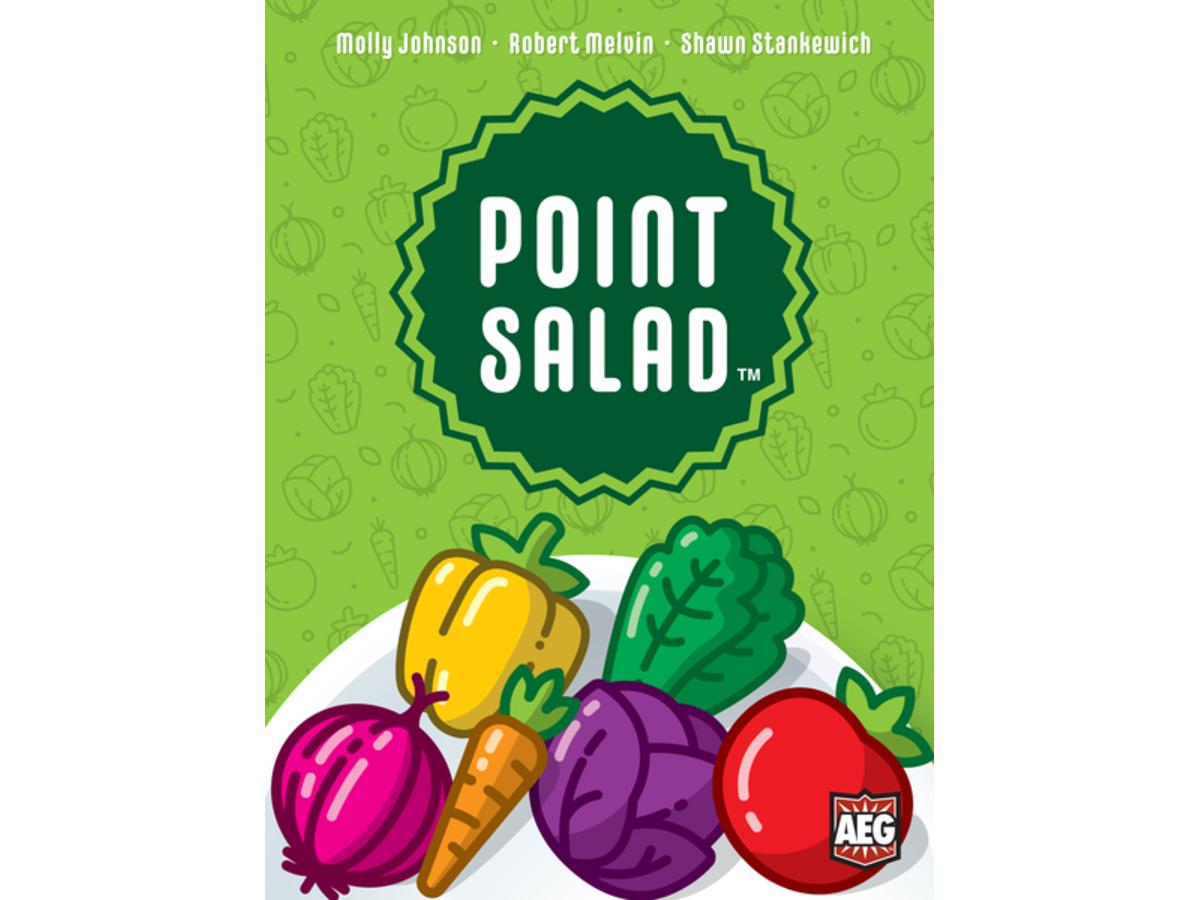 ポイント・サラダ(Point Salad)の画像 #53686 らめるんさん