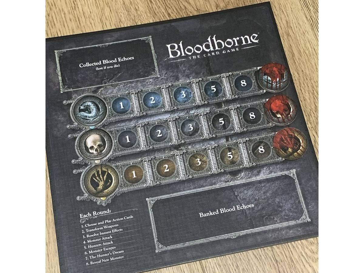 ブラッドボーン:カードゲーム ハンターズナイトメア(Bloodborne: The Card Game – The Hunter's Nightmare)の画像 #49989 メガネのかをるさん