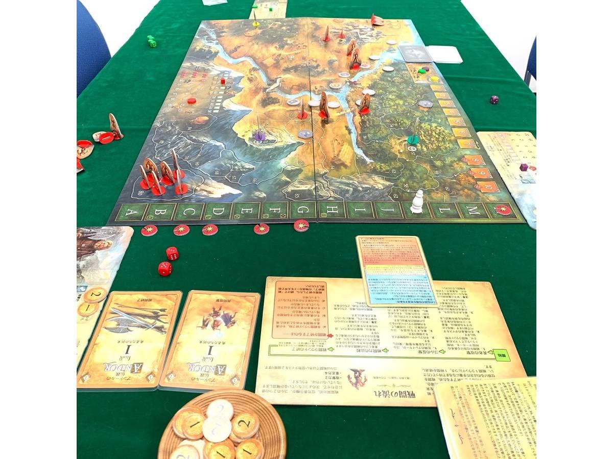 アンドールの伝説(Legends of Andor)の画像 #69925 mkpp @UPGS:Sさん