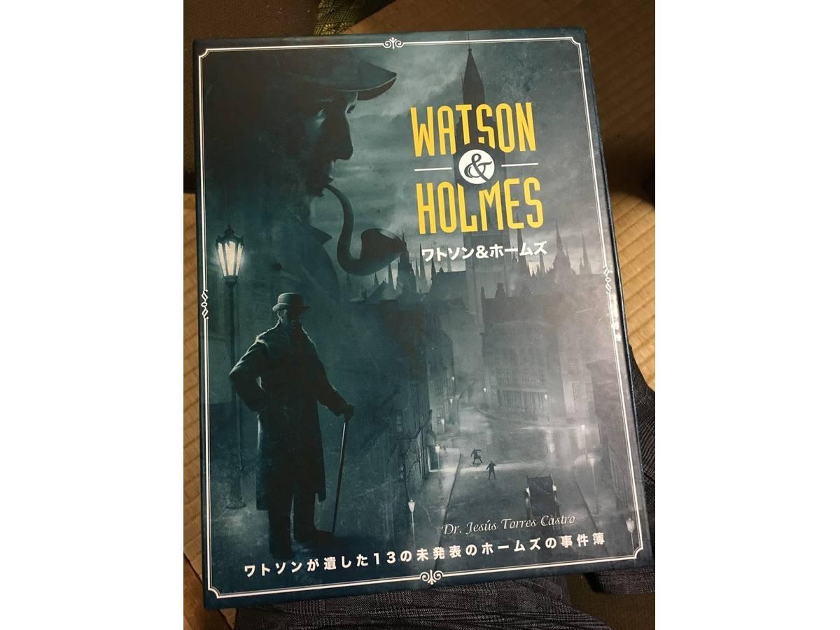 ワトソン&ホームズ(Watson & Holmes)の画像 #70397 mkpp @UPGS:Sさん