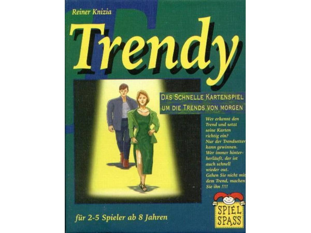 トレンディ(Trendy)の画像 #33733 ボドゲーマ運営事務局さん