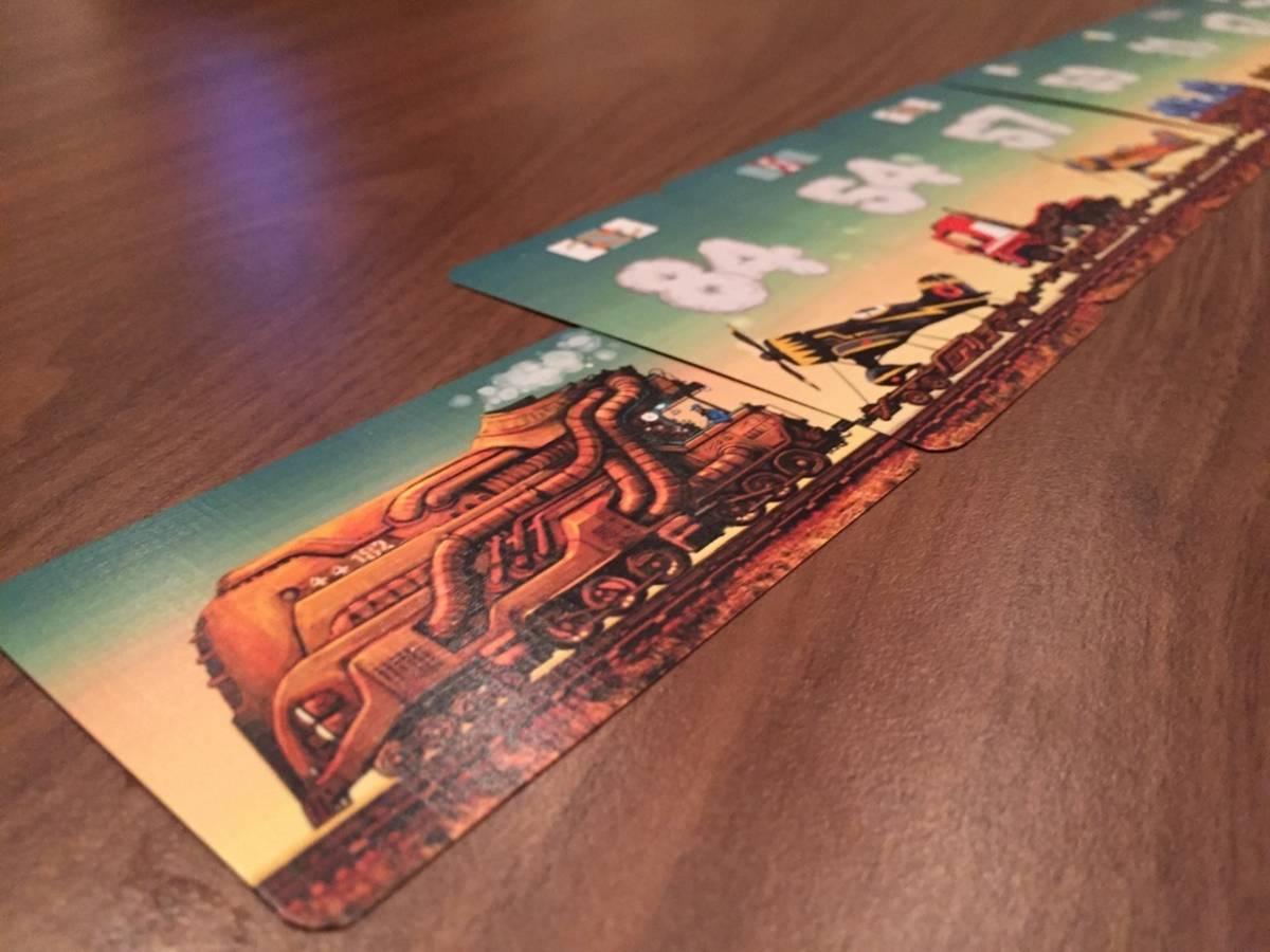 ゲーム・オブ・トレイン(Game of Trains)の画像 #32271 ボドゲーマ運営事務局さん