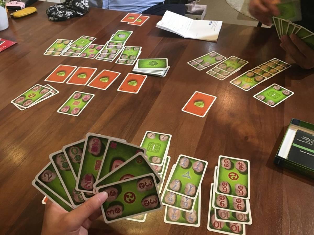 ケルト:カード(Keltis: Das Kartenspiel)の画像 #47075 めろじゅさん