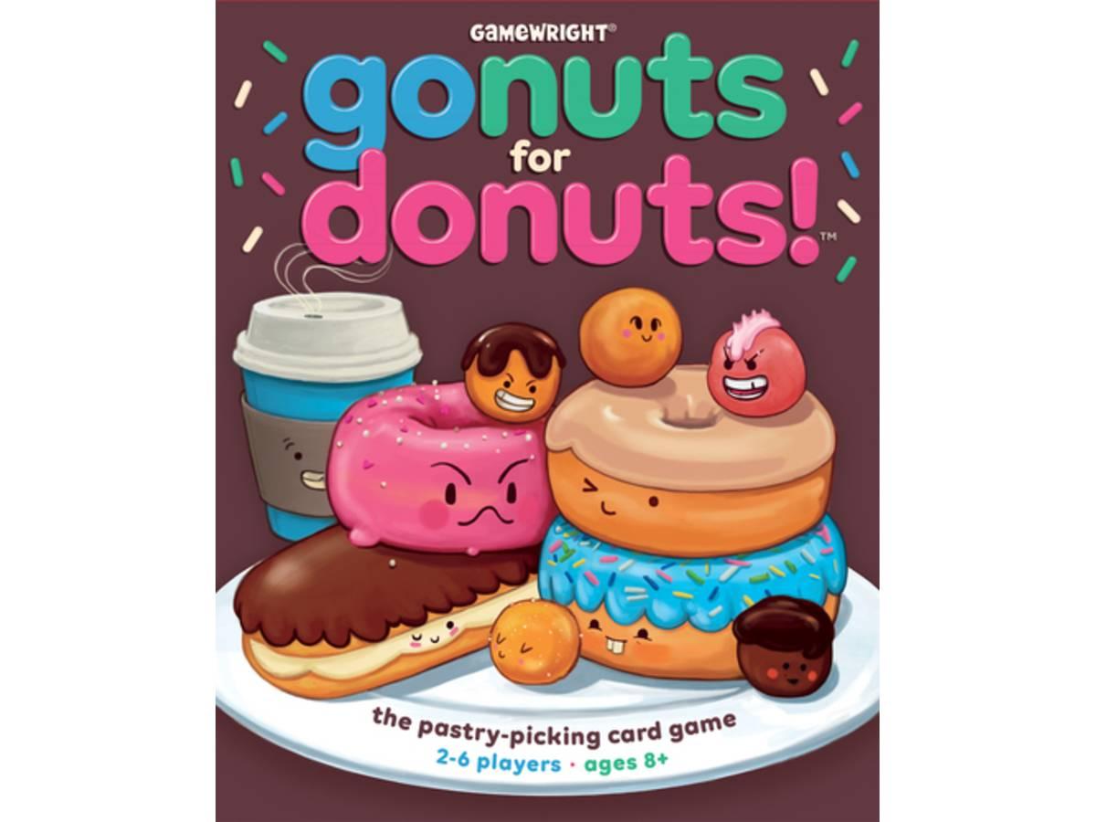 ゴー・ナッツ・フォー・ドーナッツ(Go Nuts for Donuts)の画像 #40766 まつながさん