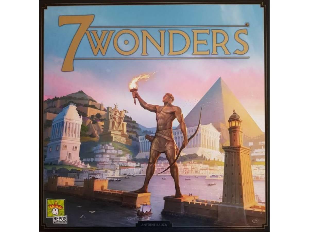 世界の七不思議(2版)(7 Wonders (Second Edition))の画像 #65679 まつながさん