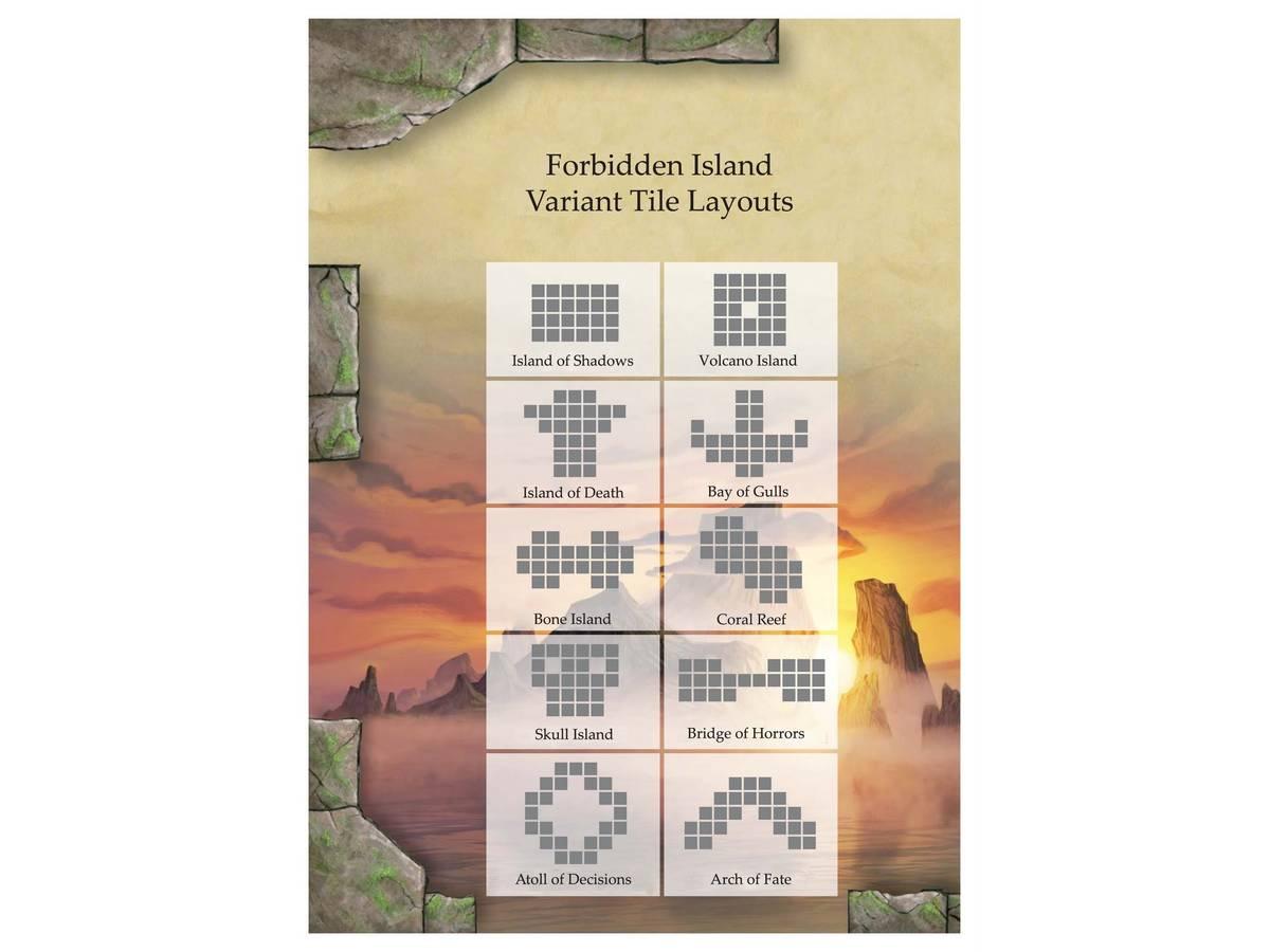 禁断の島(Forbidden Island)の画像 #40686 喫茶あかね・マスターさん