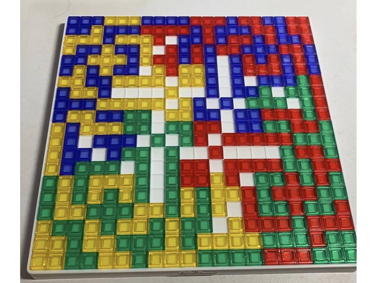 ブロックス(Blokus / The Strategy Game)の画像 #58979 ときたまご[ソロゲームメイン]さん