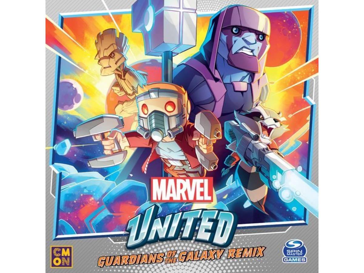 マーベル・ユナイテッド:ガーディアンズ・オブ・ギャラクシー・リミックス(Marvel United: Guardians of the Galaxy Remix)の画像 #71741 まつながさん