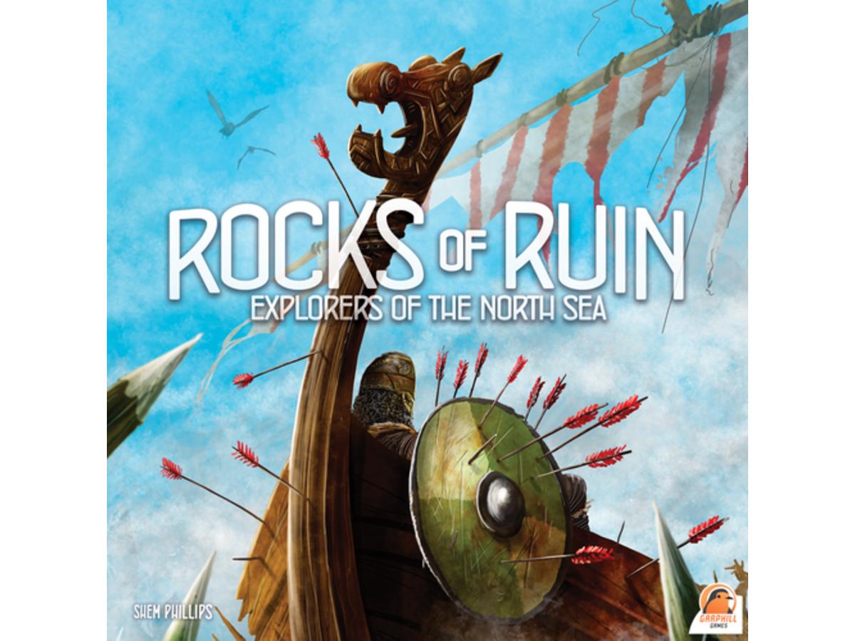 エクスプロアーズ・オブ・ザ・ノースシー:ロックス・オブ・ルーイン(Explorers of the North Sea: Rocks of Ruin)の画像 #42899 まつながさん