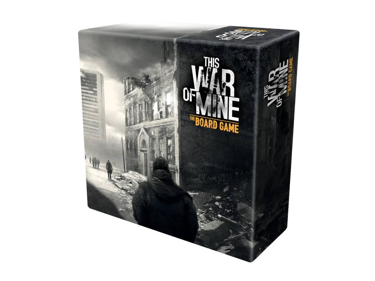 ディス・ウォー・オブ・マイン(This War of Mine: The Board Game)の画像 #32429 ボドゲーマ運営事務局さん