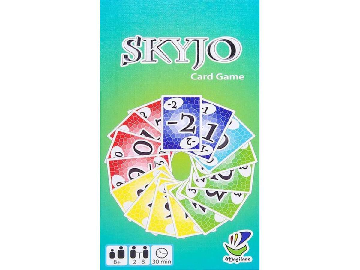 スカイジョ(Skyjo)の画像 #55679 らめるんさん