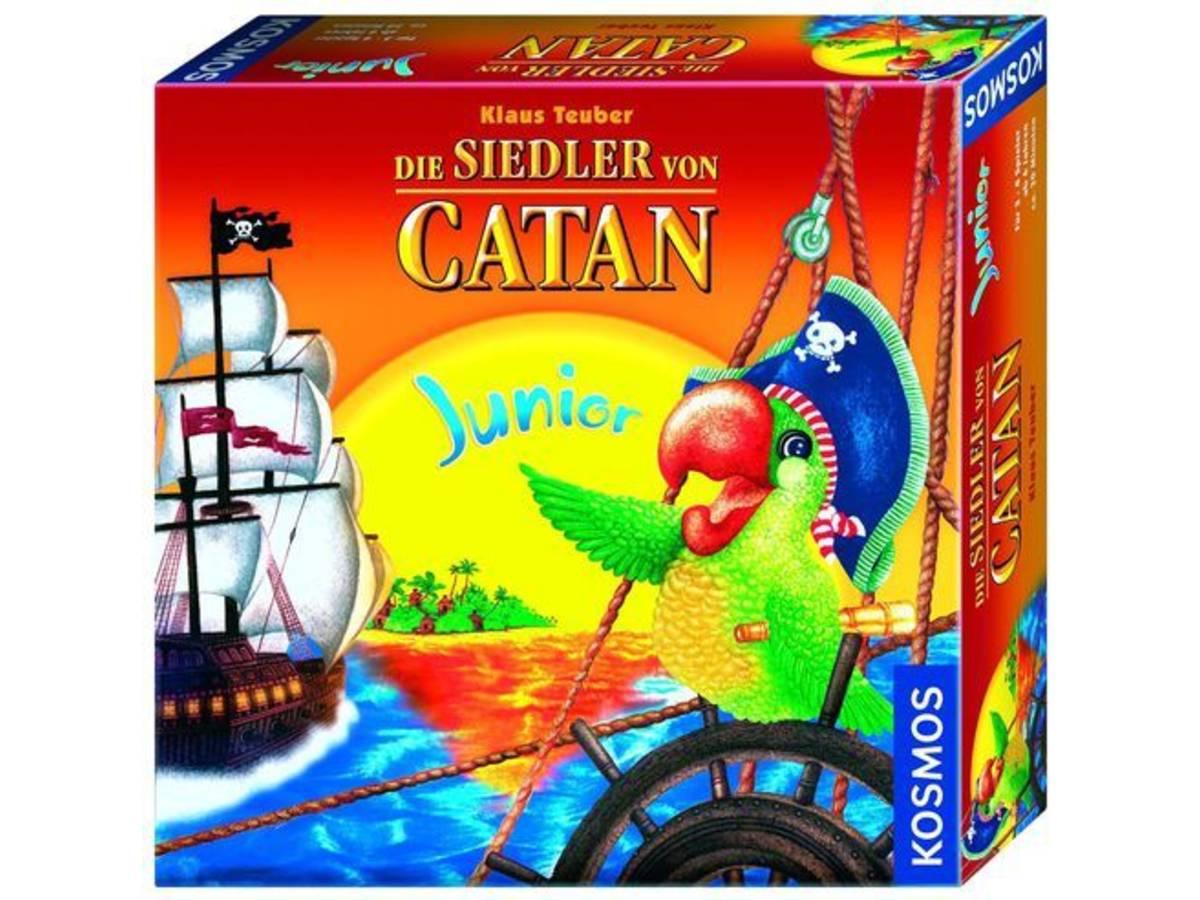 カタンの開拓者たち:ジュニア(Die Siedler von Catan: Junior)の画像 #42702 まつながさん