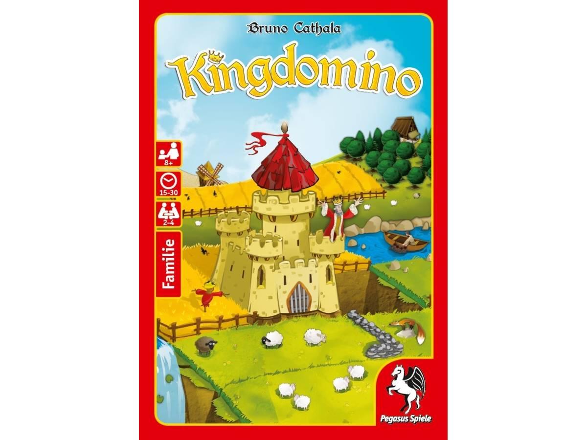 キングドミノ(Kingdomino)の画像 #34288 ボドゲーマ運営事務局さん