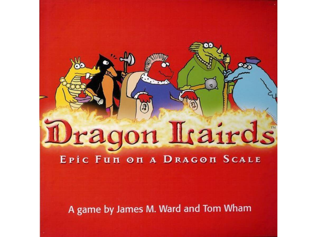 ドラゴンの領主(Dragon Lairds)の画像 #53211 まつながさん