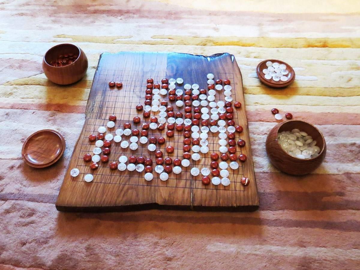 囲碁(Igo)の画像 #53624 『RE:ALL(リオール)』ボドゲカフェさん