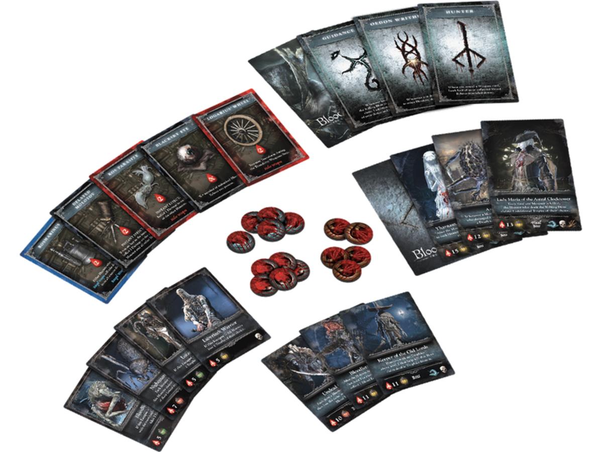 ブラッドボーン:カードゲーム ハンターズナイトメア(Bloodborne: The Card Game – The Hunter's Nightmare)の画像 #49953 まつながさん