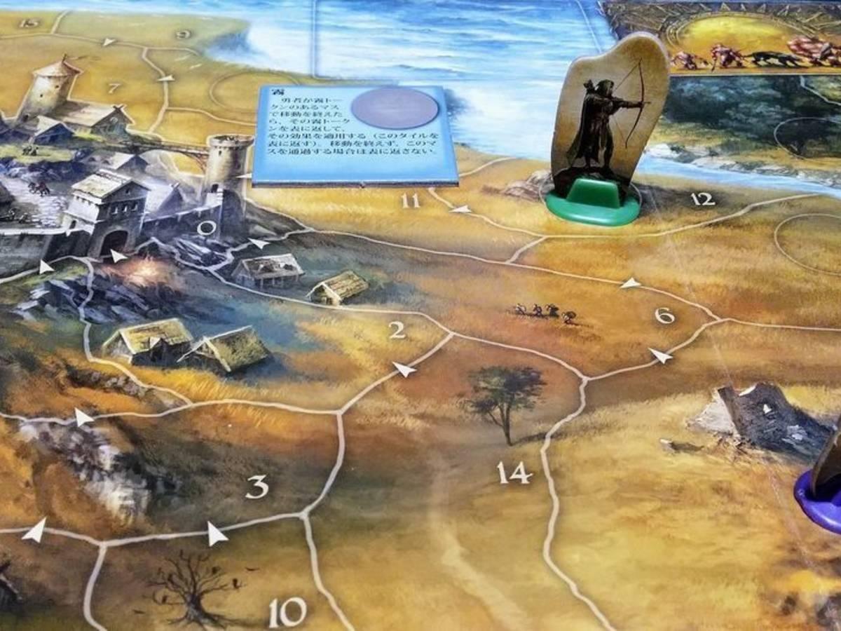 アンドールの伝説(Legends of Andor)の画像 #44491 あーるさん