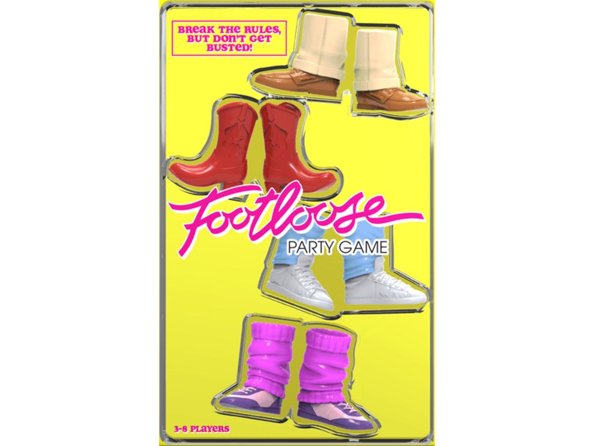 フットルース(Footloose Party Game)の画像 #70907 まつながさん