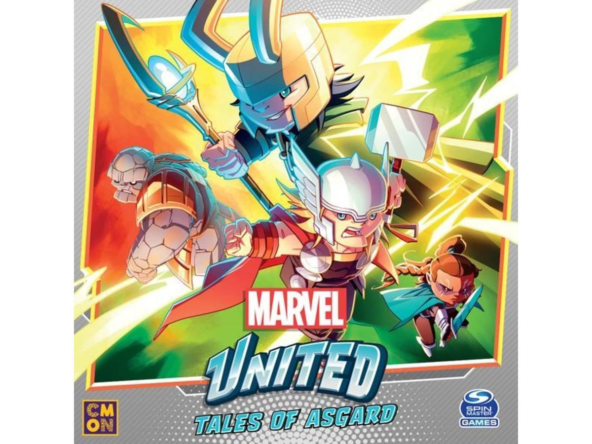 マーベル・ユナイテッド:テイルズ・オブ・アスガルド(Marvel United: Tales of Asgard)の画像 #71742 まつながさん