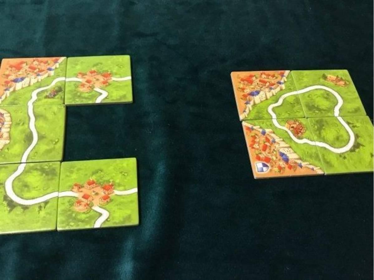 カルカソンヌJ(Carcassonne J)の画像 #55296 豊田市ボードゲームファンさん