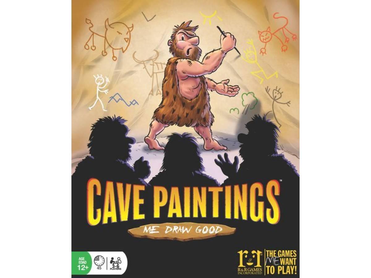 ケイヴ・ペインティングス(Cave Paintings)の画像 #50063 まつながさん