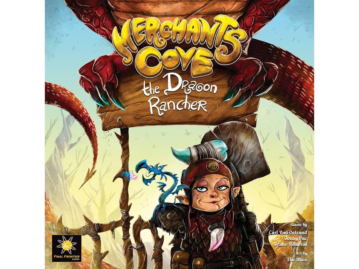 マーチャンツ・コーヴ:ドラゴンランチャー(Merchants Cove: The Dragon Rancher)の画像 #71733 まつながさん