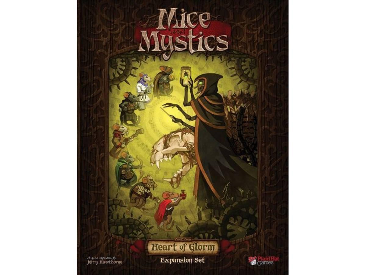 マイス&ミスティクス:ハート・オブ・グローム(拡張)(Mice and Mystics: Heart of Glorm)の画像 #72263 まつながさん