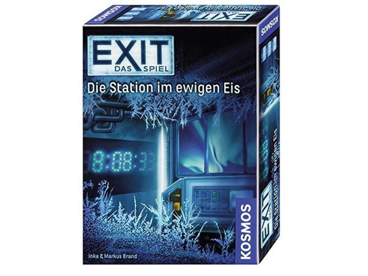 脱出:ザ・ゲーム 北極の調査基地(EXIT: Das Spiel – Die Station im ewigen Eis)の画像 #37569 まつながさん