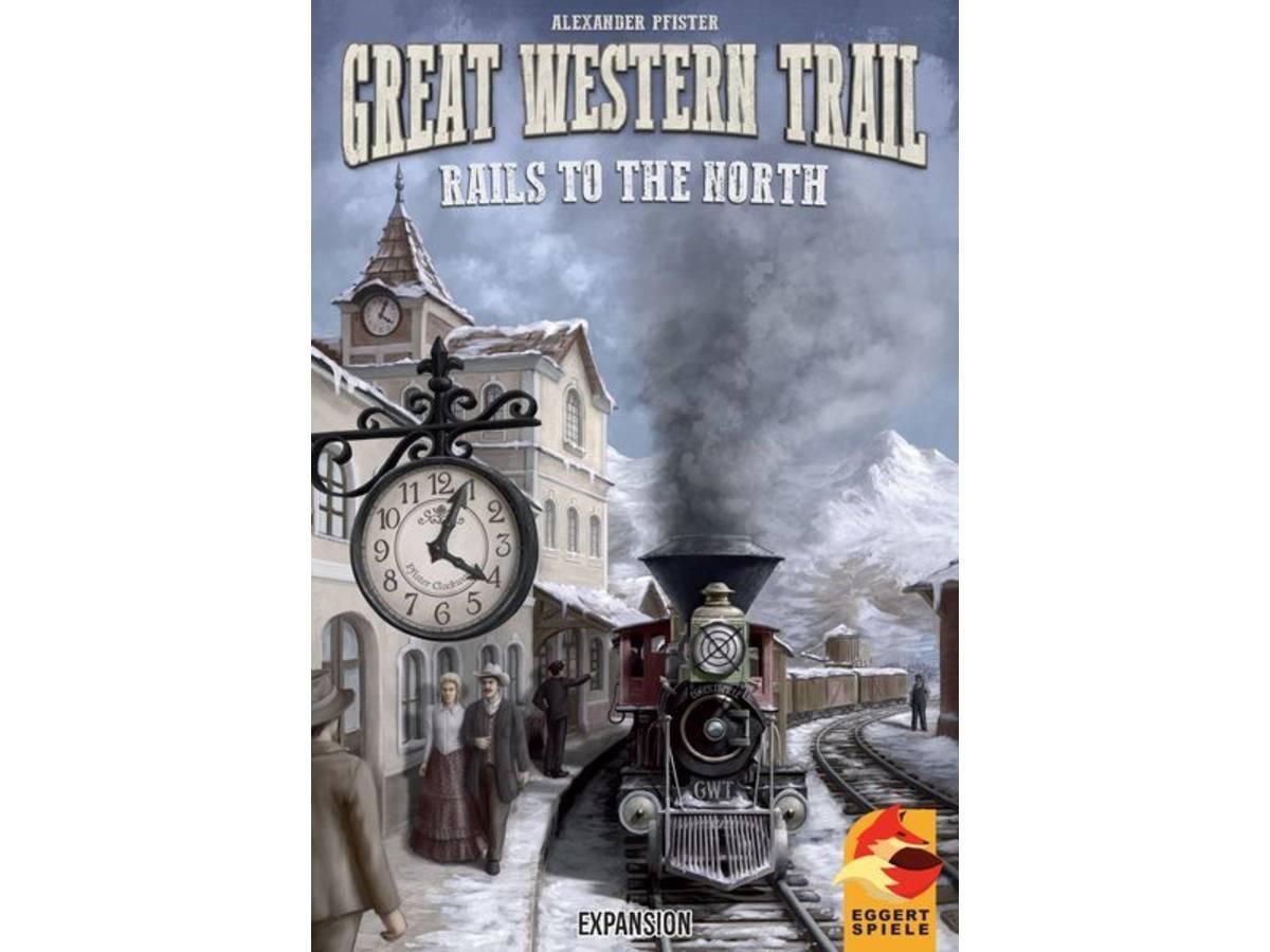 グレートウエスタントレイル:北部への道(拡張)(Great Western Trail: Rails to the North)の画像 #46495 まつながさん