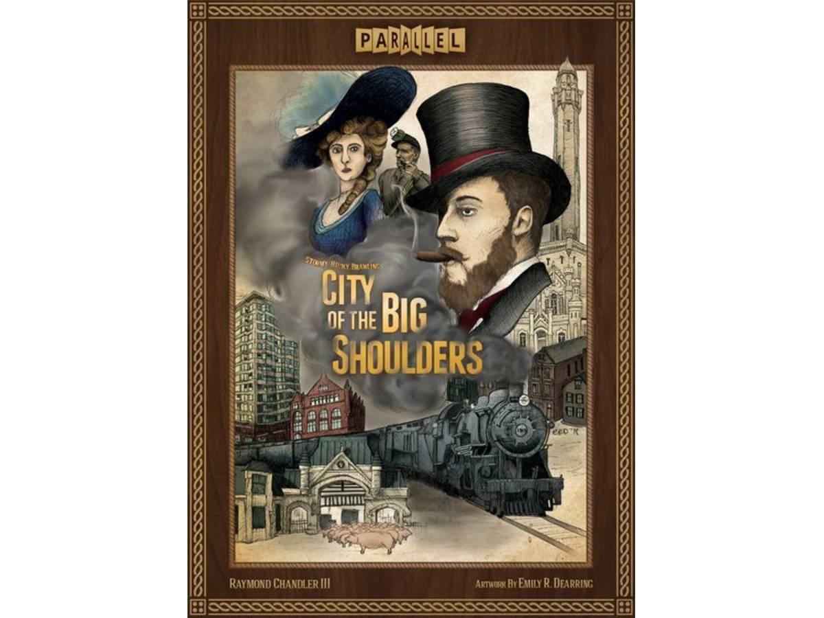 シティ・オブ・ザ・ビッグ・ショルダーズ(City of the Big Shoulders)の画像 #47989 まつながさん