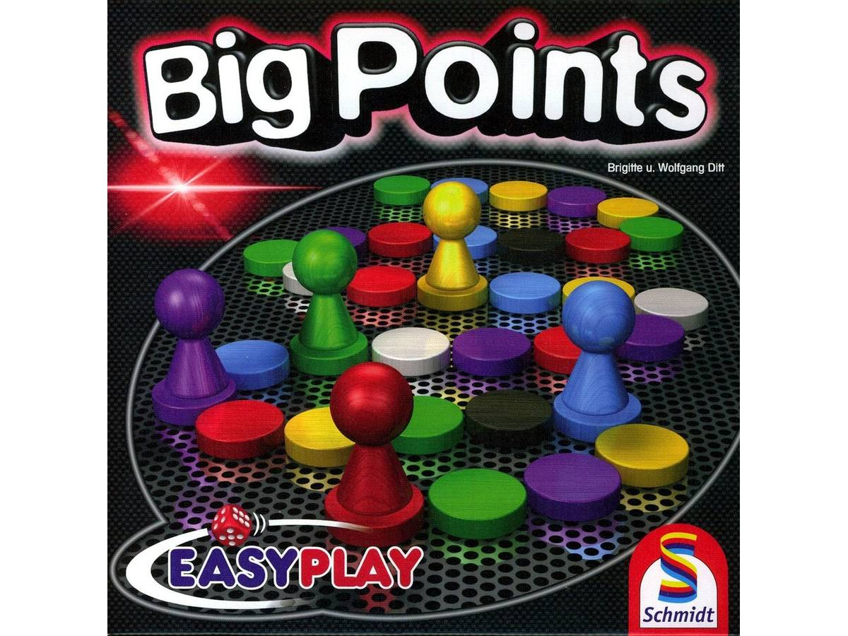 ビッグ・ポイント(Big Points)の画像 #35616 ボドゲーマ運営事務局さん