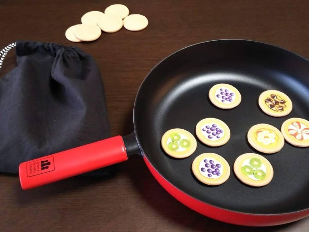 ヤミーヤミーパンケーキ(Yummy Yummy Pancake)の画像 #53913 こがしきなこさん