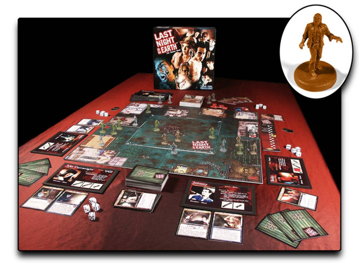 ラストナイト・オン・アース(Last Night on Earth: The Zombie Game)の画像 #29845 ケントリッヒさん