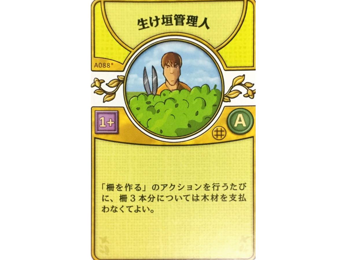 アグリコラ:リバイズドエディション(Agricola: Revised Edition)の画像 #45743 luckさん