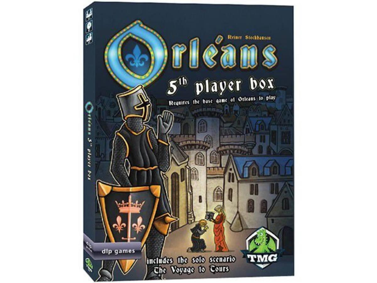 オルレアン:5人用拡張(Orléans: 5th Player Box)の画像 #46820 まつながさん