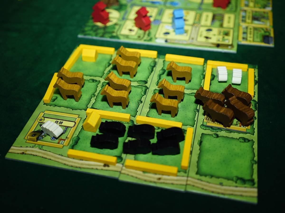 アグリコラ:牧場の動物たち THE BIG BOX(Agricola: All Creatures Big and Small – The Big Box)の画像 #61504 Cepter JBさん