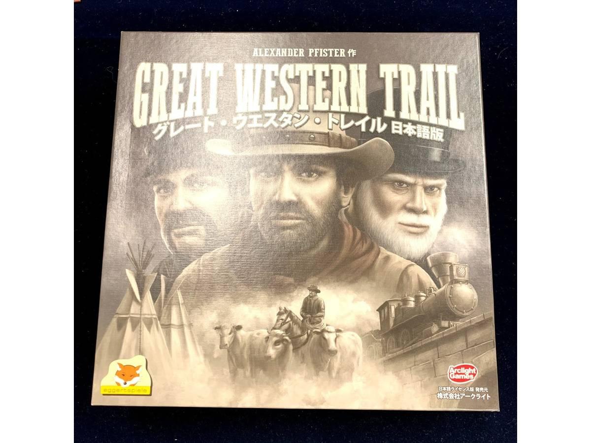 グレートウエスタントレイル(Great Western Trail)の画像 #69973 mkpp @UPGS:Sさん