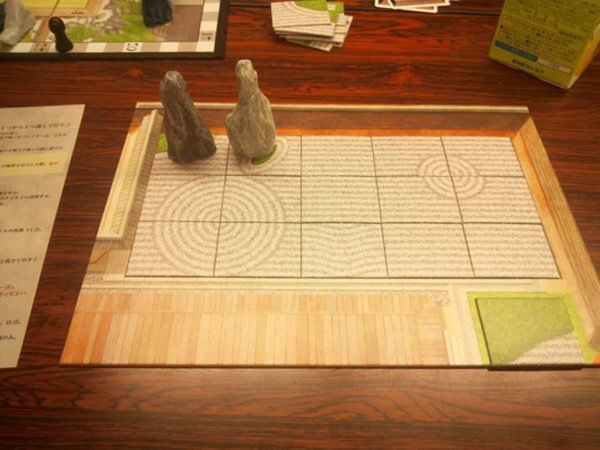 枯山水(Stone Garden)の画像 #68528 向井咲喜さん